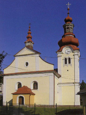 Rom.-Cath. Church Štós